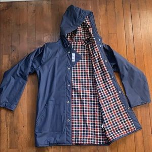 Other - Vintage Raincoat with flannel lining